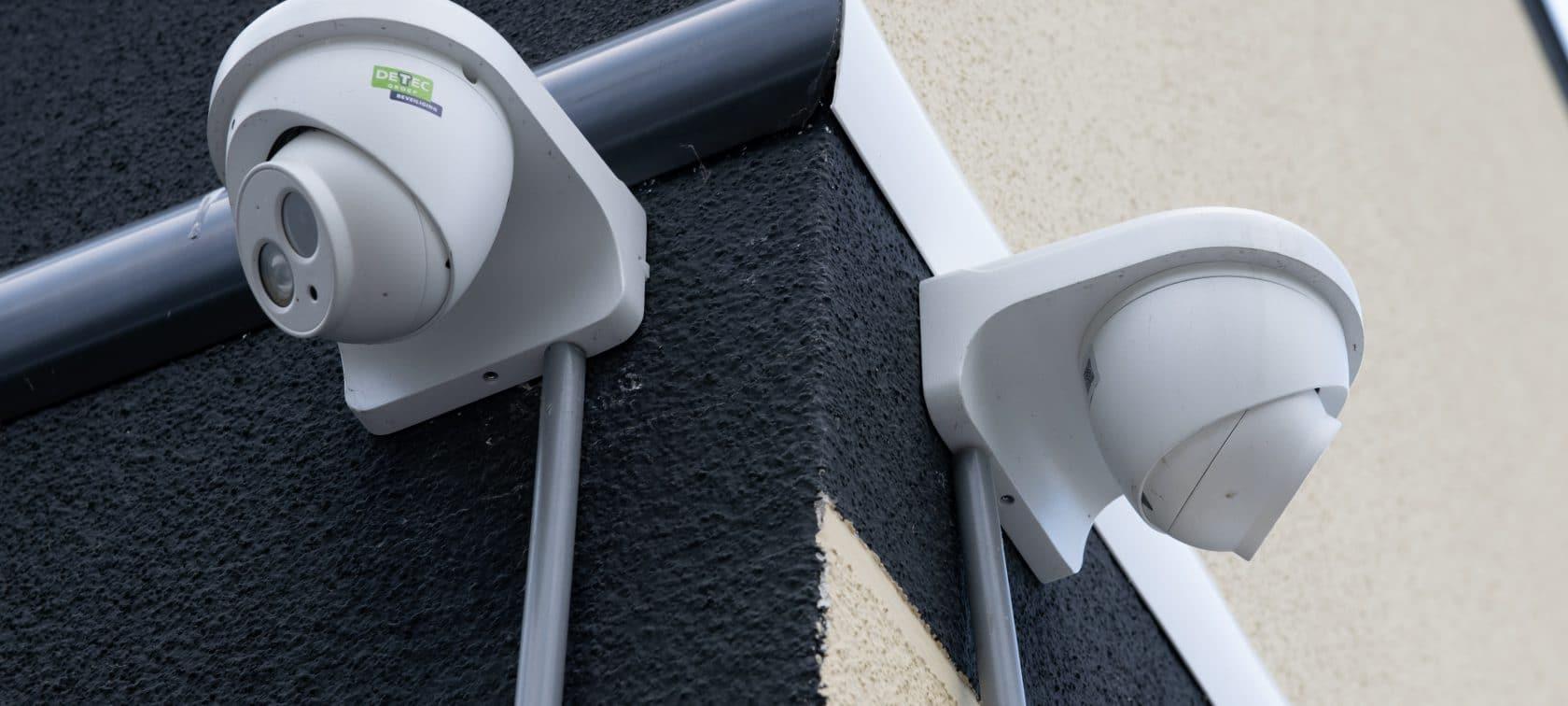 GaragePark camerabeveiliging - Garageboxen
