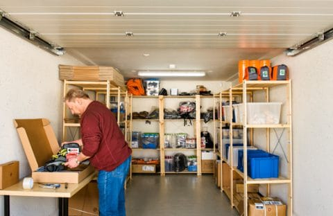 Garagebox opslag - GaragePark