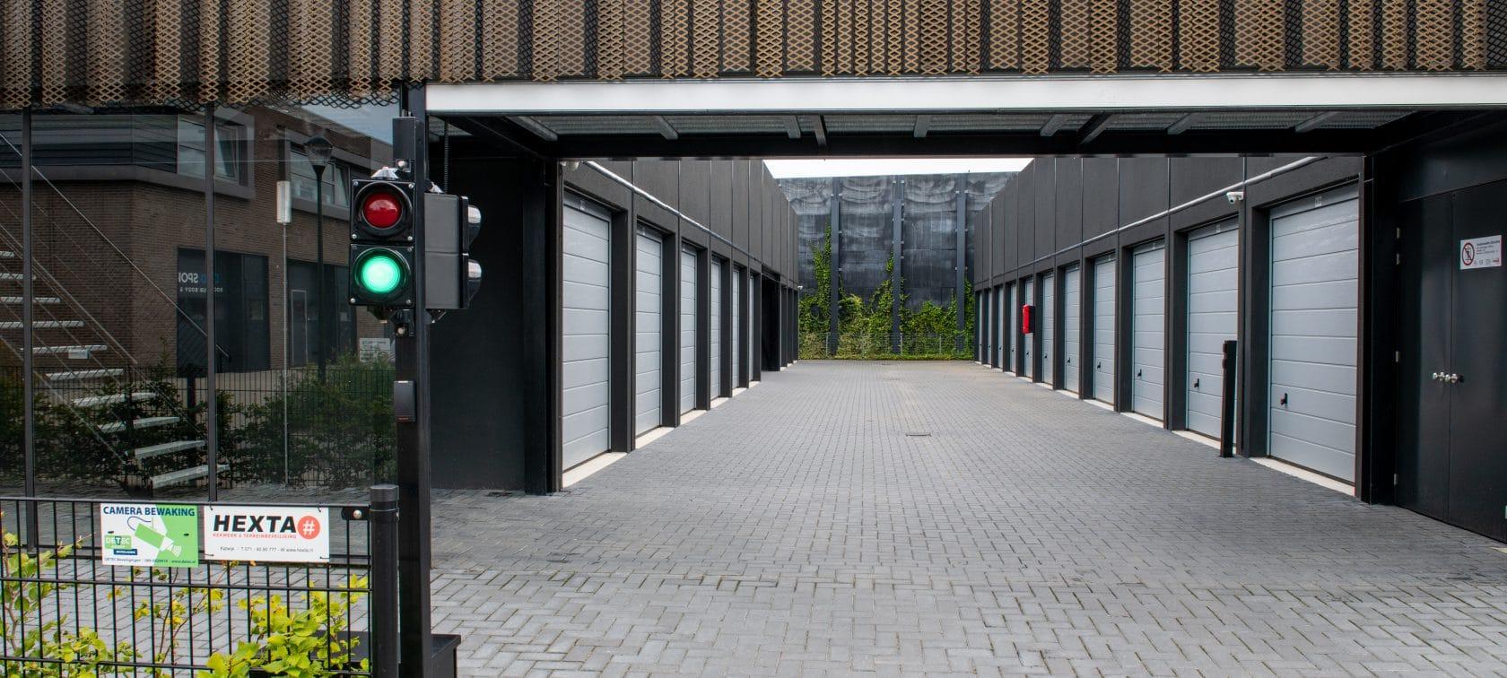 GaragePark Blaricum - garageboxen - opslagruimte - werkruimte(