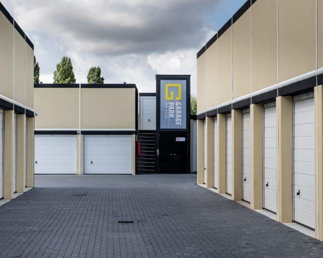 GaragePark Den Haag - Garageboxen Den Haag