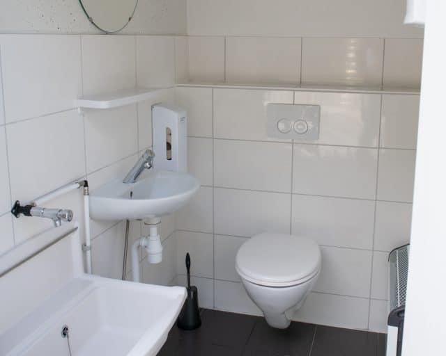 GaragePark - sanitaire voorziening