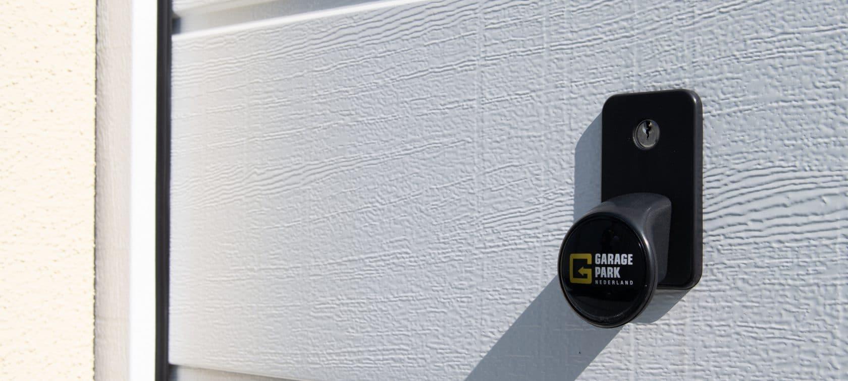 GaragePark - Garageboxen - sectionale overheaddeur