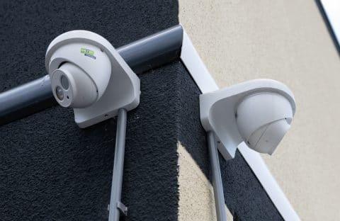 GaragePark - camerabewaking