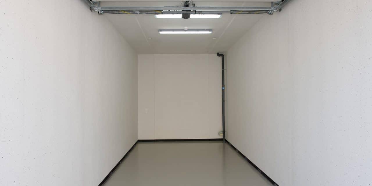 GaragePark - Garageboxen - opslagruimte - werkruimte