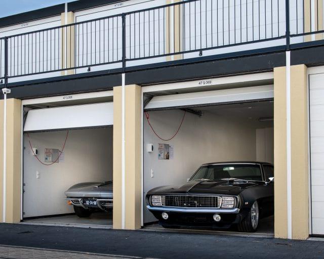 GaragePark - garagebox als autostalling