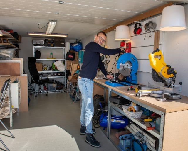 Garagebox als werkplaats - GaragePark