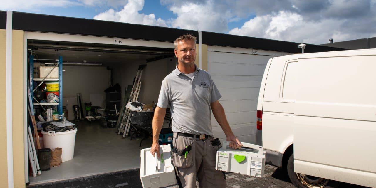 Koffrie Montage - bouwopslag garagebox - GaragePark