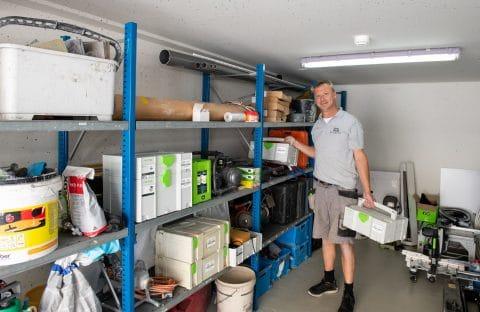 Koffrie Montage - bouwopslag garagebox - GaragePark (5)