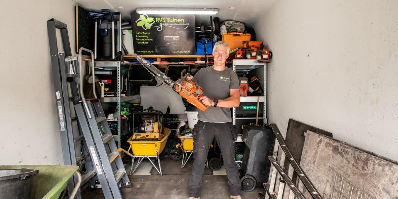 RVS Tuinen - Hovenier - GaragePark - garagebox