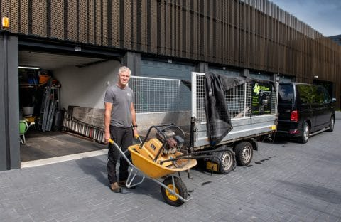 RVS Tuinen - garagebox - GaragePark