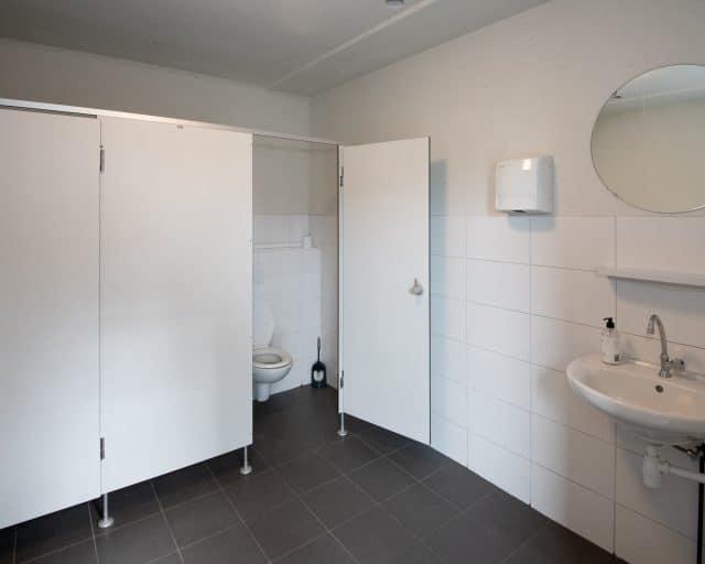 Sanitaire voorziening - GaragePark