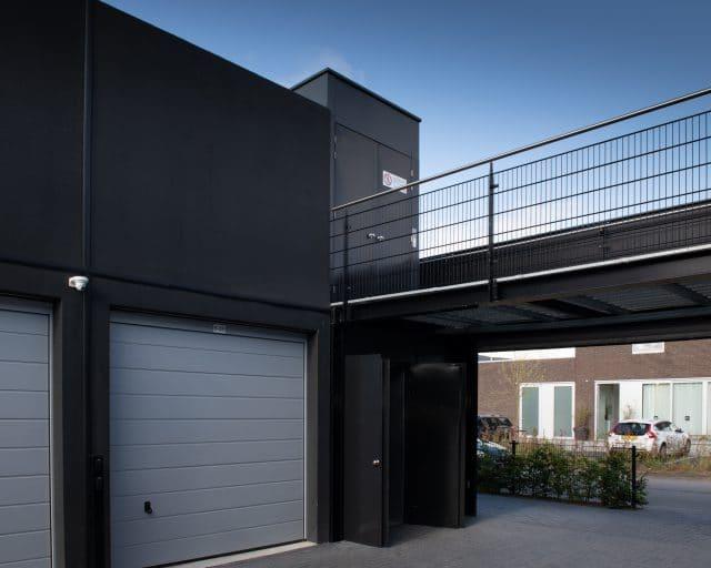 GaragePark - lift - etageboxen