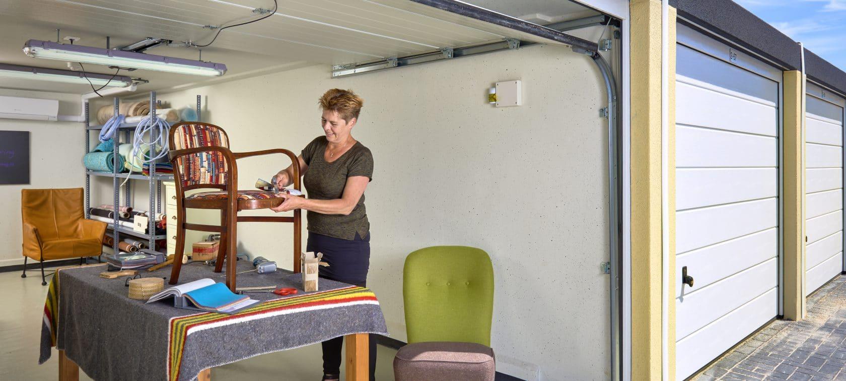 Lieke Mesman - meubelmaker - GaragePark