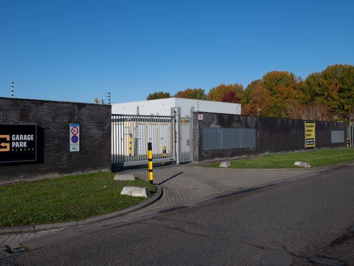 GaragePark Almere - Garageboxen Almere
