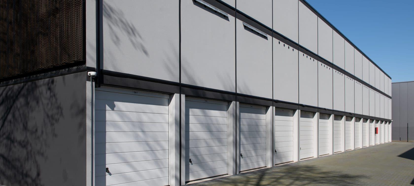 GaragePark Amersfoort de Hoef - garageboxen