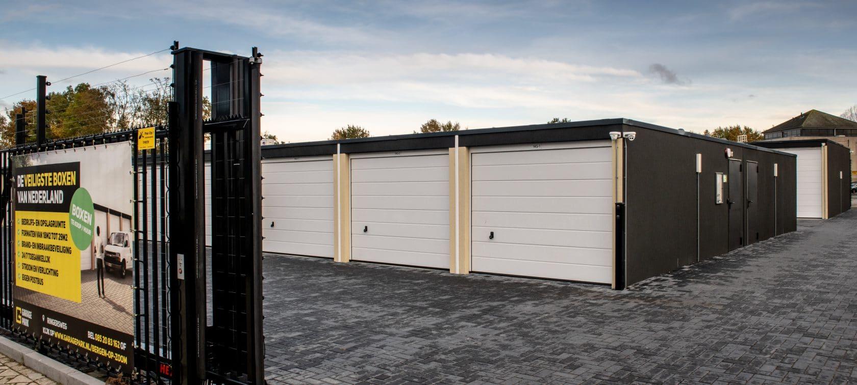 GaragePark Bergen op Zoom