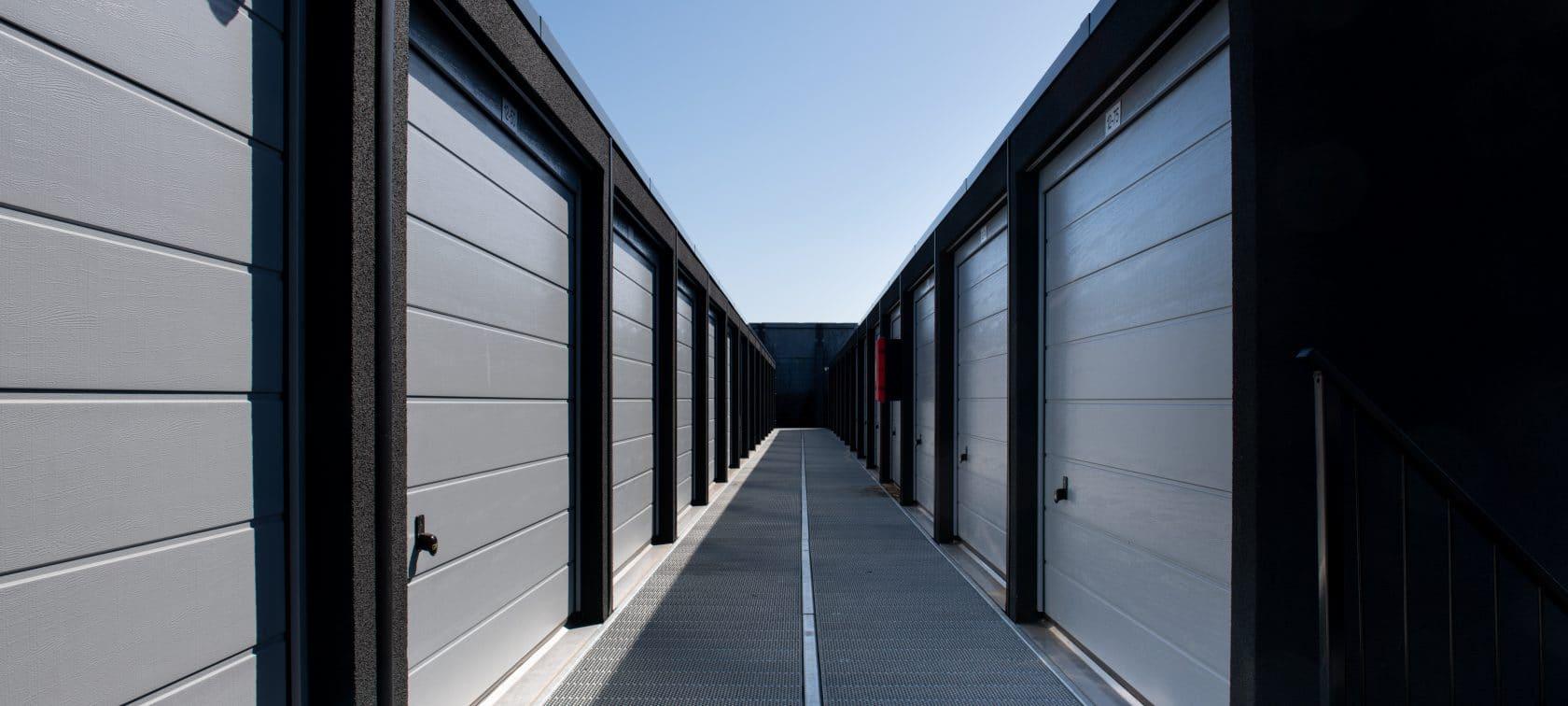 GaragePark Blaricum 2 etageboxen - garageboxen