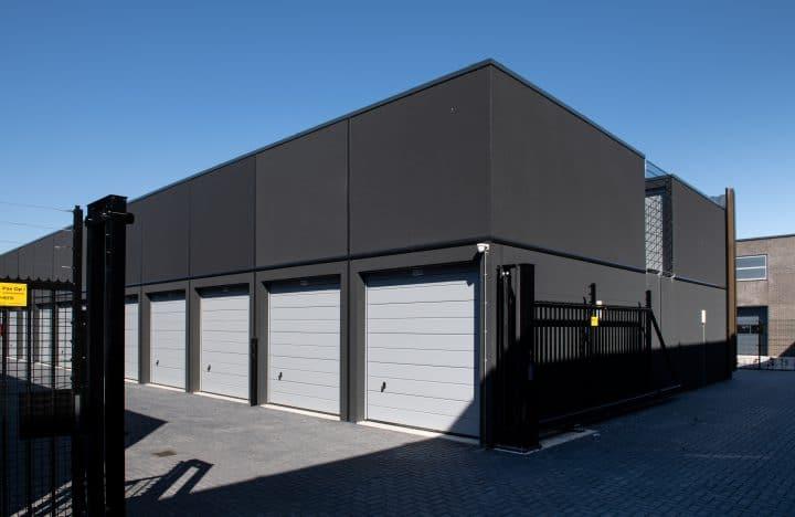 GaragePark Blaricum 2 garageboxen