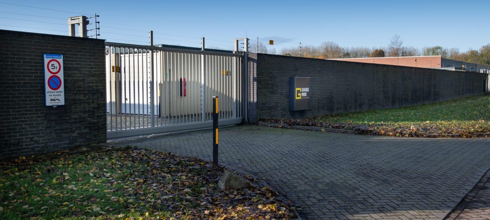 GaragePark Lelystad - Garageboxen Lelystad