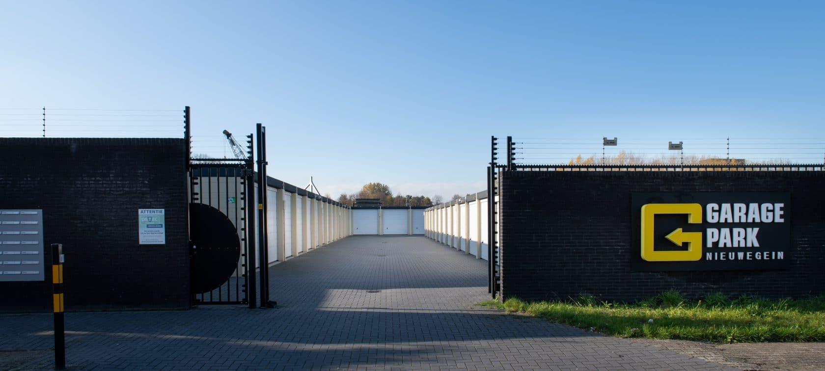 GaragePark Nieuwegein - Garageboxen Nieuwegein