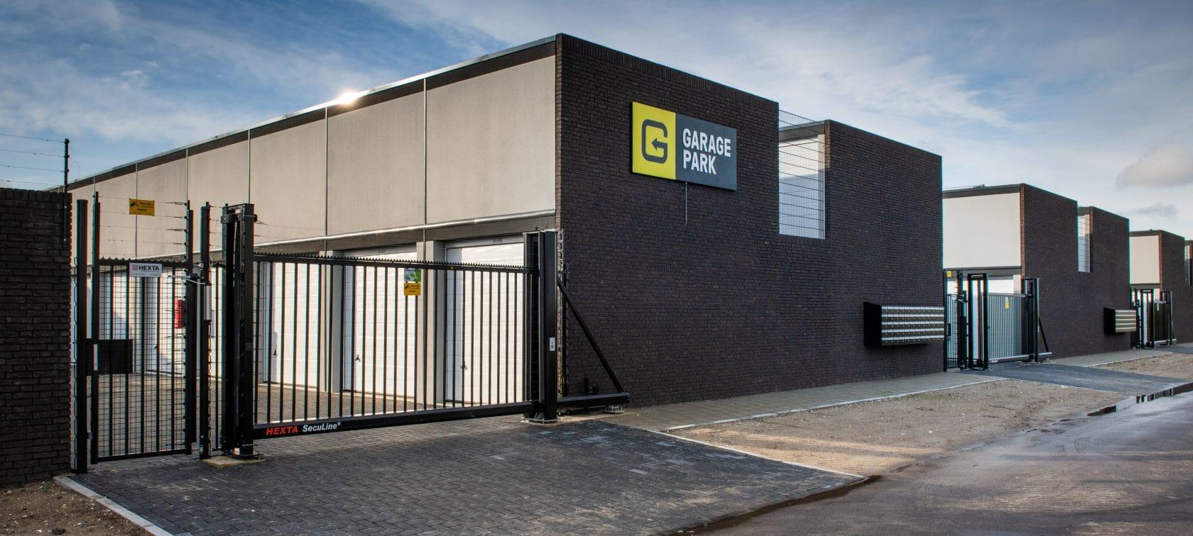 GaragePark Rotterdam Hordijk 1