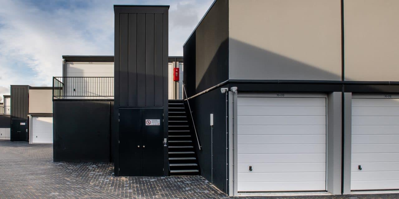 GaragePark Rotterdam Hordijk - etageboxen 1