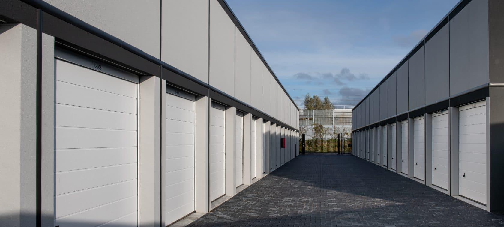 GaragePark Rotterdam Hordijk - garageboxen voor opslag en werkruimte 2