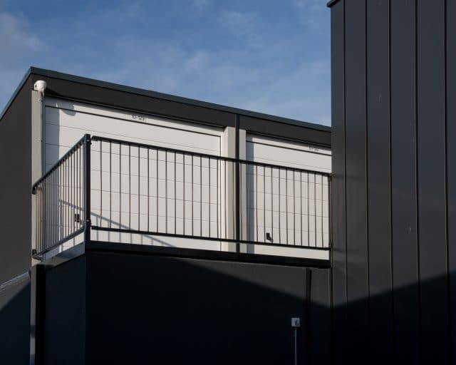 GaragePark Rotterdam Hordijk - etageboxen voor opslag en werkruimte