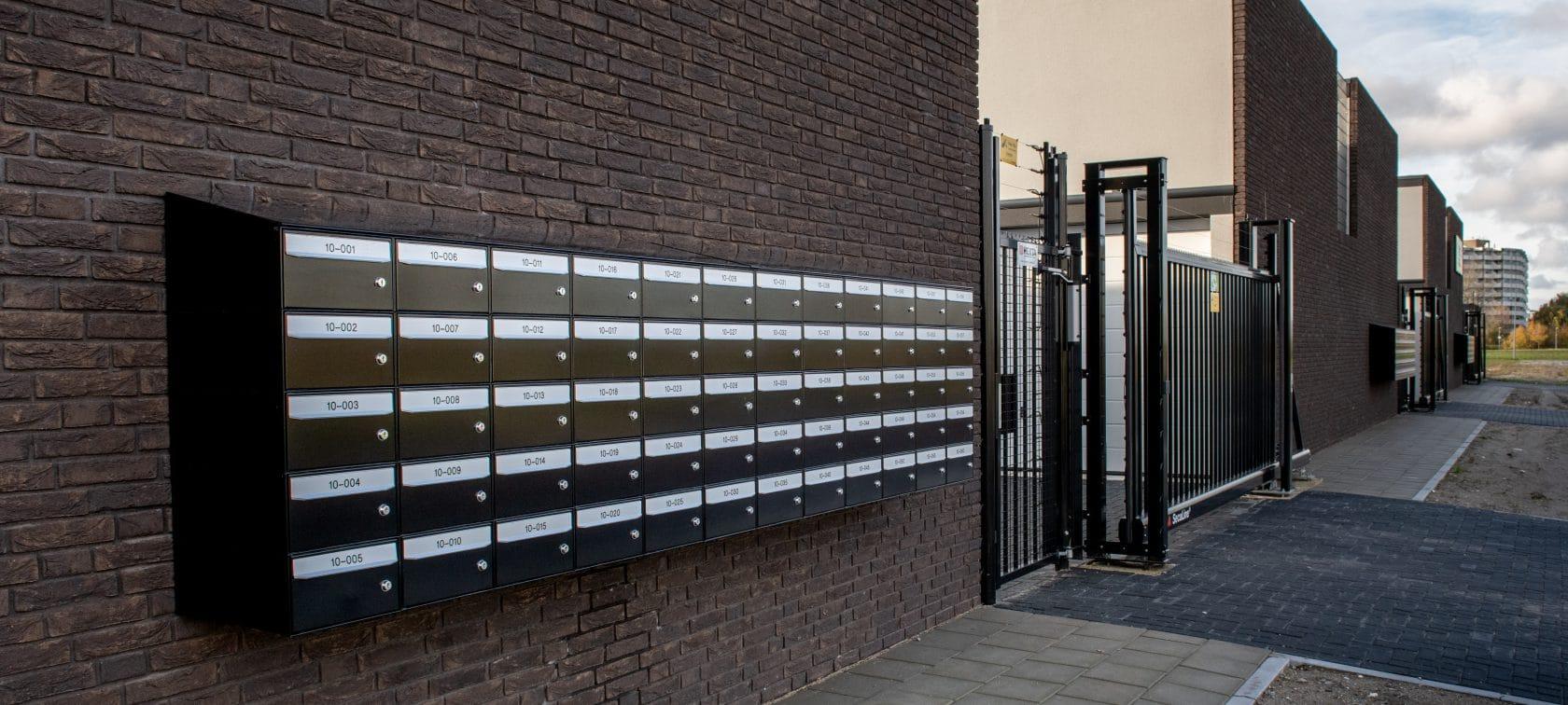 GaragePark Rotterdam Hordijk - postbus