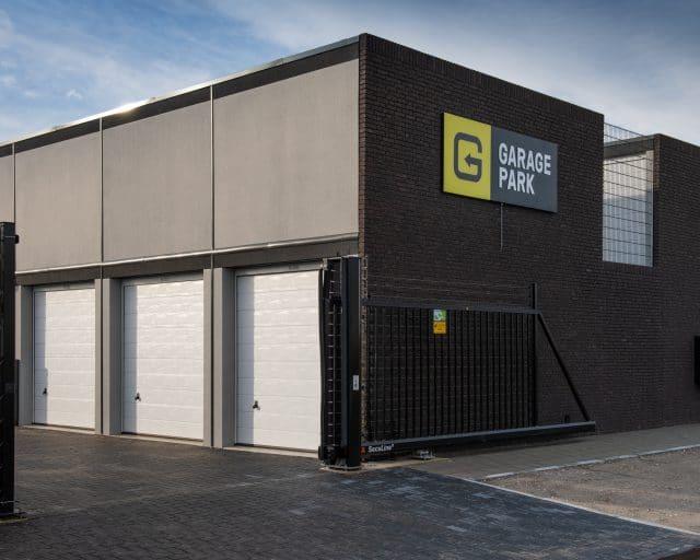 GaragePark Rotterdam Hordijk - garageboxen