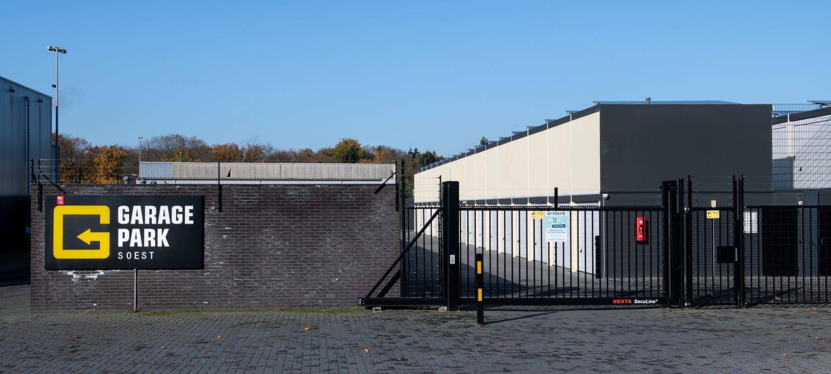 GaragePark Soest - Garageboxen Soest
