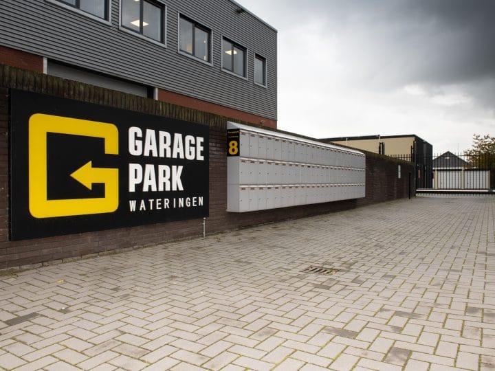 GaragePark Wateringen - Garageboxen Wateringen