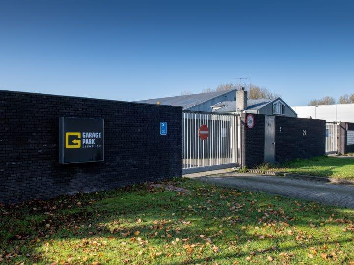 GaragePark Zeewolde - Garageboxen Zeewolde
