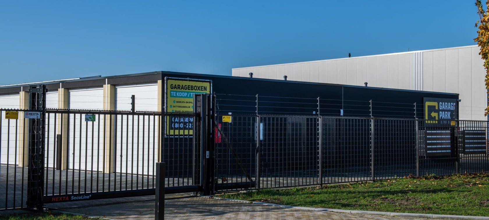 GaragePark Zeewolde XXL - Garageboxen Zeewolde XXL