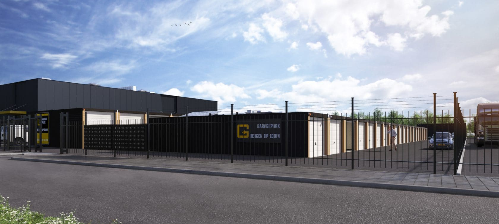 GaragePark Bergen op Zoom - Garageboxen Bergen op Zoom