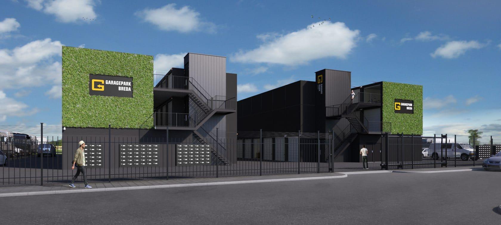 GaragePark Breda - Garageboxen Breda