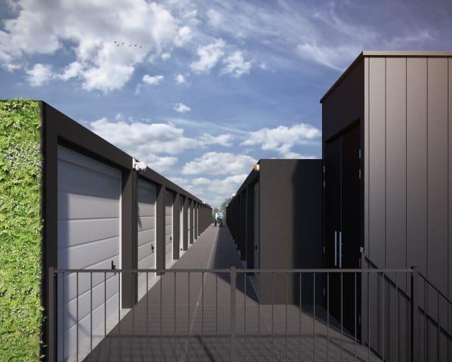 GaragePark Breda - etageboxen Breda