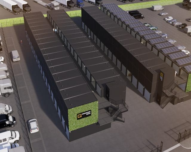 GaragePark Breda - Garageboxen Breda 2