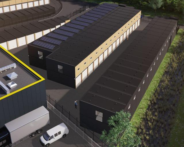 GaragePark Den Haag Fase 5 - boven