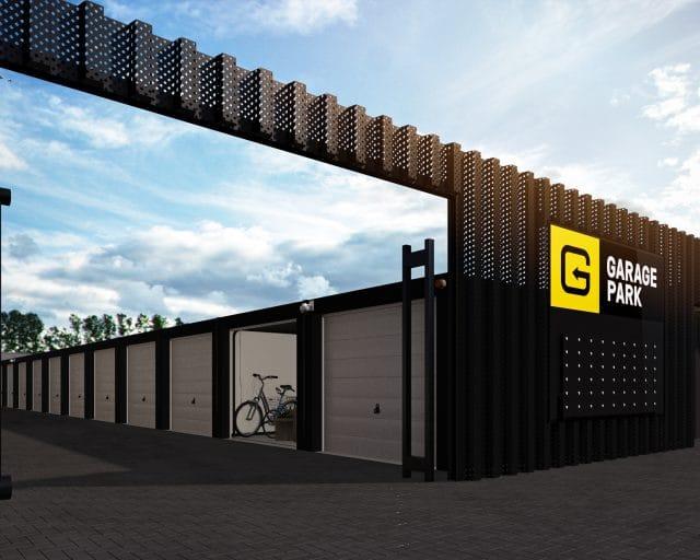 GaragePark Groningen - garageboxen Groningen 2