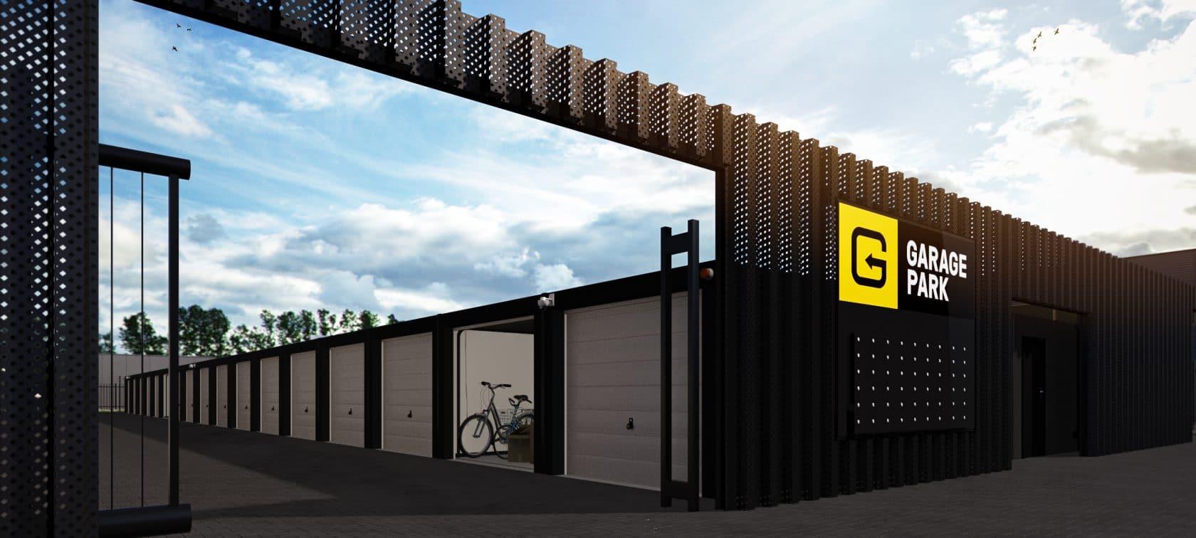 GaragePark Groningen - Garageboxen Groningen