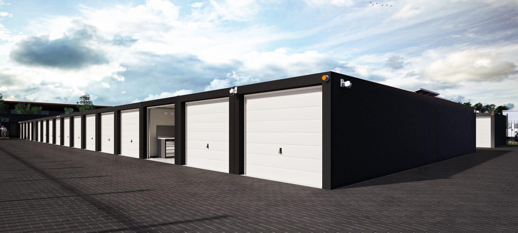 GaragePark Groningen - garageboxen Groningen 3