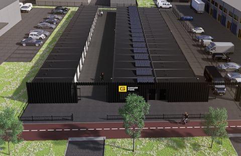 GaragePark Groningen - garageboxen Groningen 4
