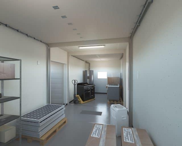 GaragePark Den Haag Fase 5 - etageboxen 2