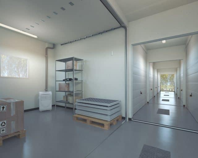 GaragePark Den Haag Fase 5 - etageboxen 3