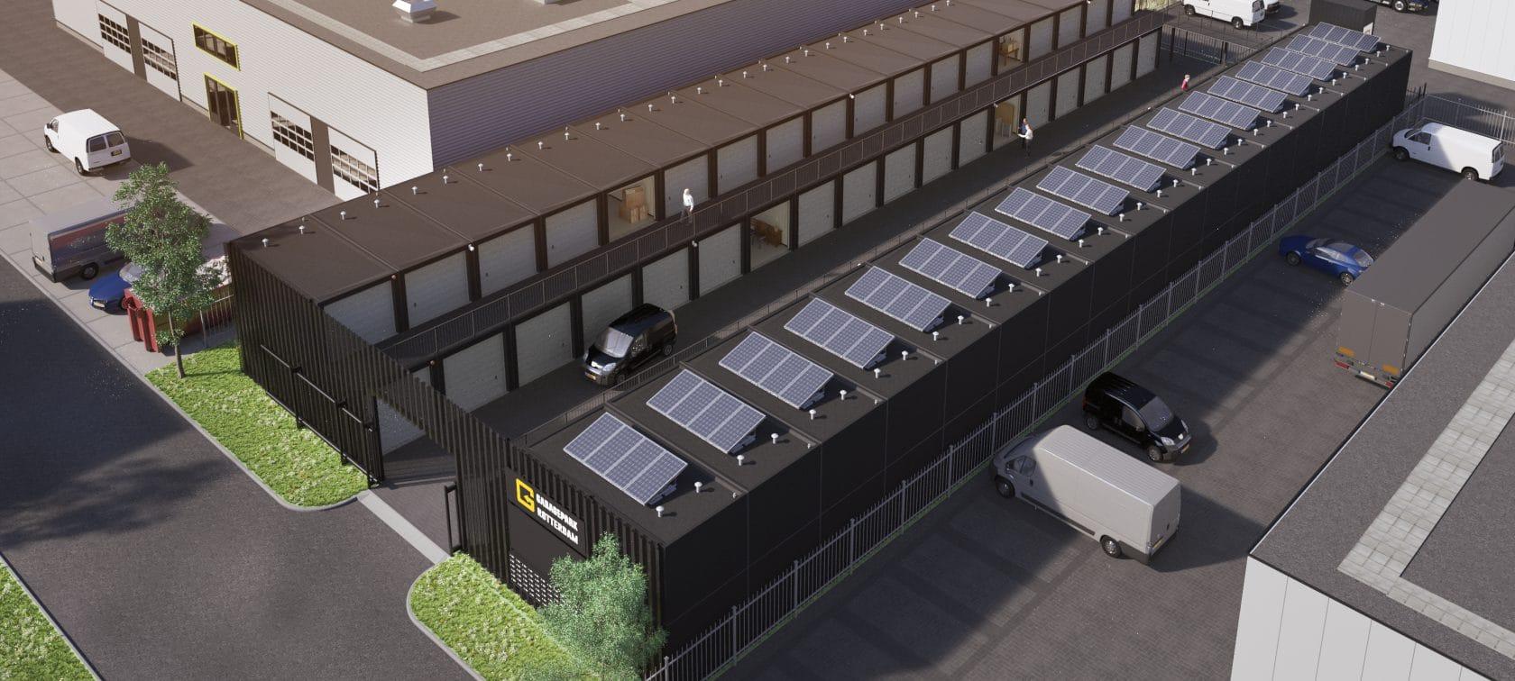 GaragePark Rotterdam Charlois - Garageboxen Rotterdam Charlois-5