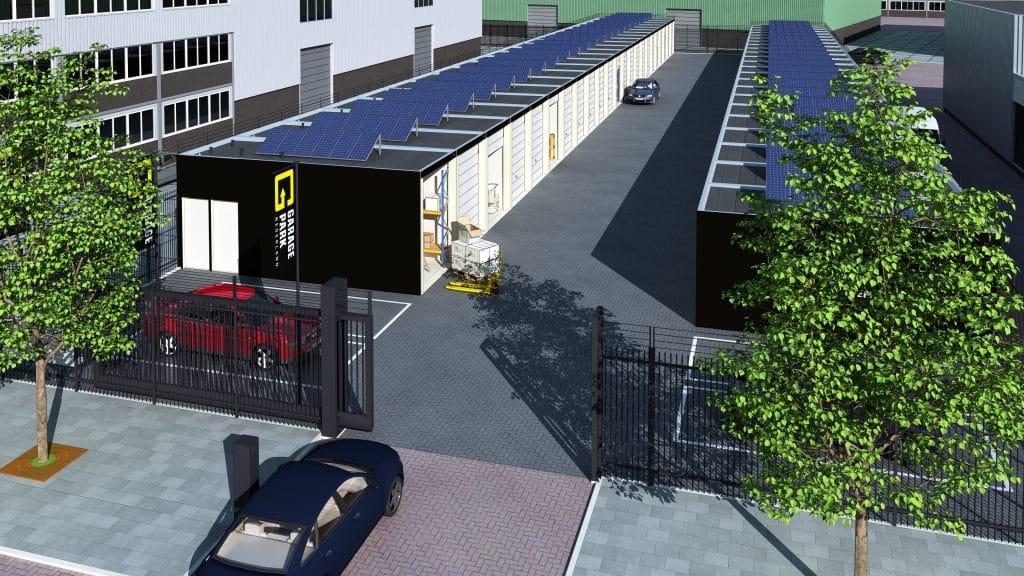 Garagepark Purmerend - garageboxen