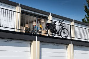 Verdiepingsbox - garagebox - GaragePark