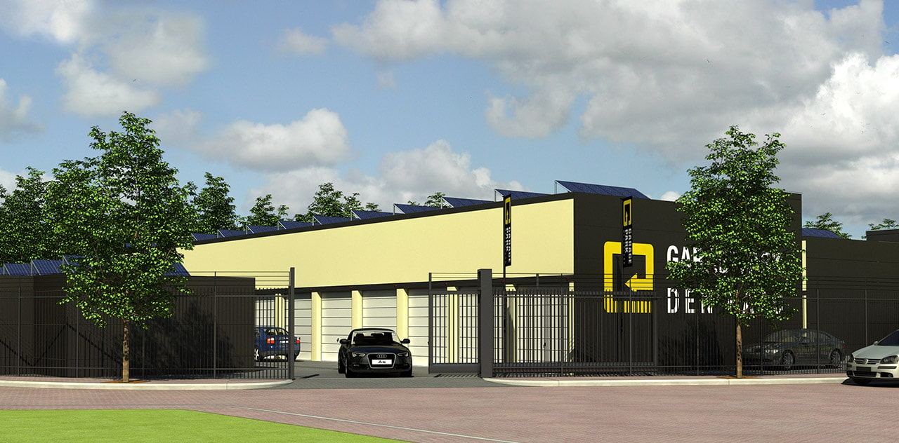 GaragePark Den Haag