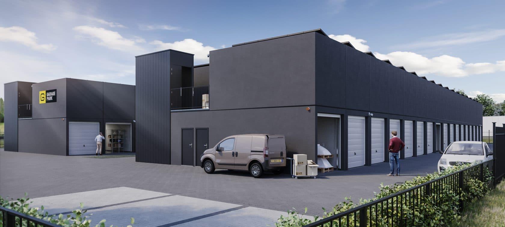 GaragePark Heinenoord 4